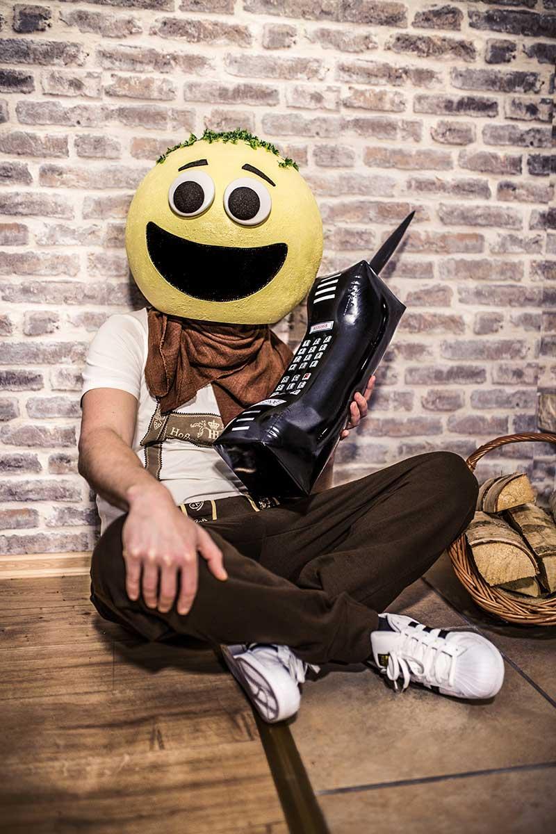 Kloß mit Soß - Telefon
